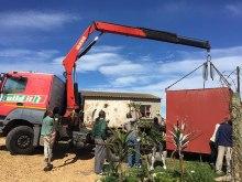 Jeffreys Bay Recycling Project - Contaciner