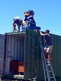 Jeffreys Bay recycling project